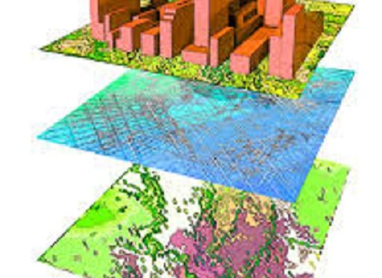 A Spatial Perspective - Urban Geography