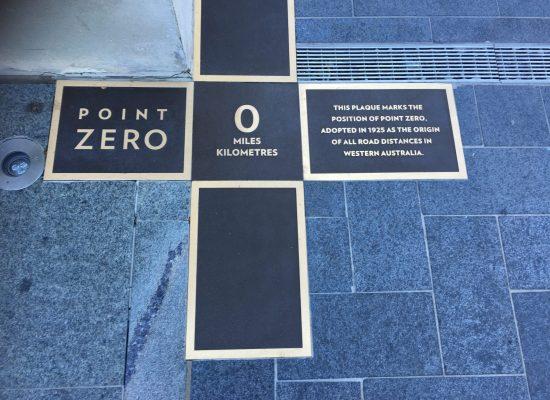 Point Zero: Post Office and Philatelic Fun